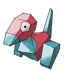 Porygon i Pokemon GO