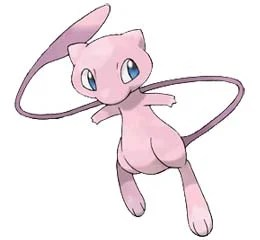 Mew i Pokemon GO