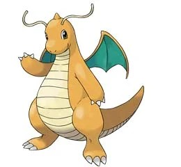 Dragonite i Pokemon GO