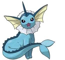 Vaporeon i Pokemon GO