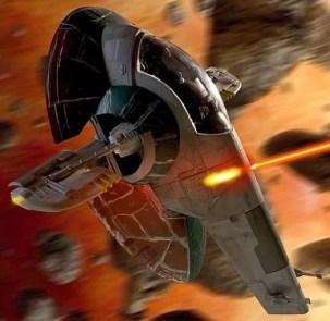 Image result for slave i star wars
