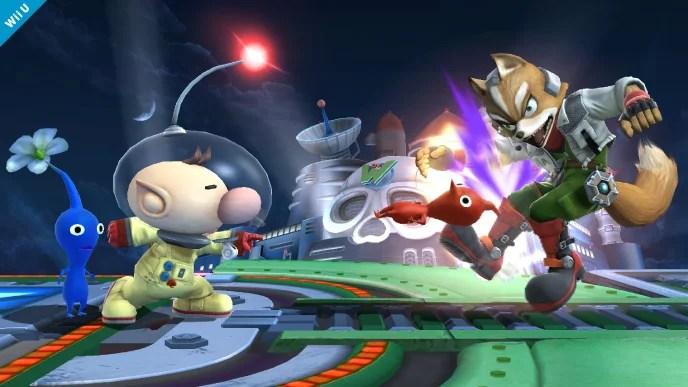 Olimar Super Smash Bros For Wii U 3DS Wiki Guide IGN