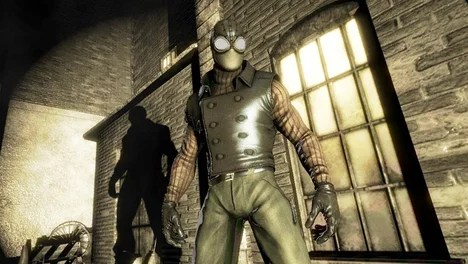 Spider Man Noir1933 The Amazing Spider Man 2 Wiki