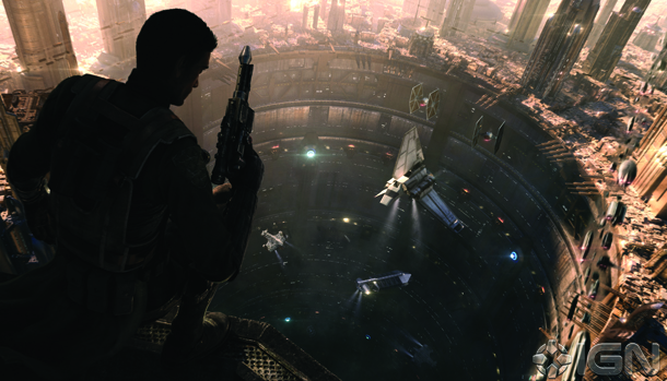E3 2012: Star Wars: 1313 Officially Announced