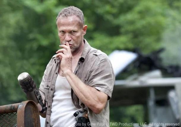 Merle is Back. dun dun dunnnn...