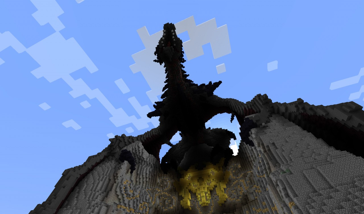 11 Incredible Skyrim Inspired Minecraft Builds IGN