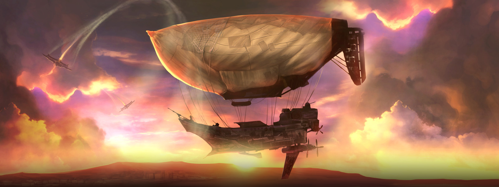 Guns Of Icarus Online Review IGN