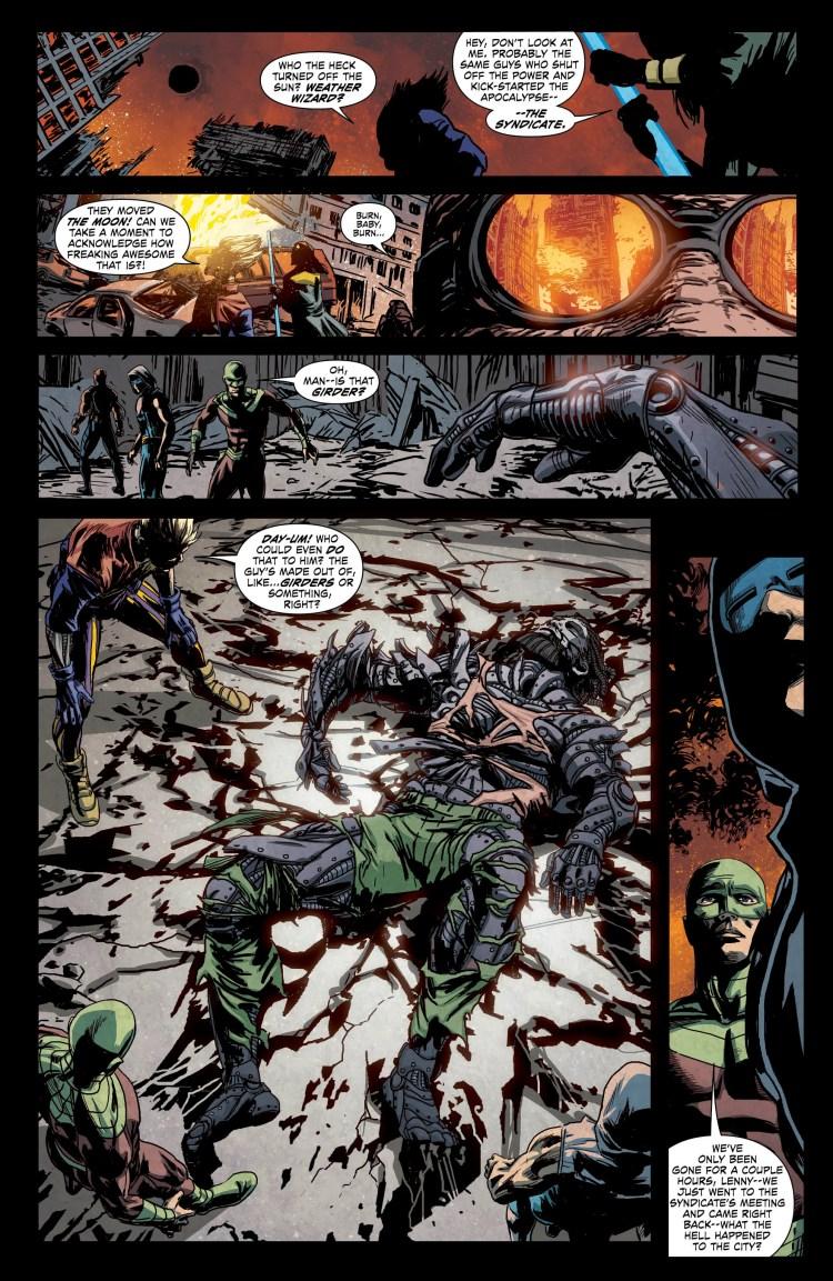 Forever Evil: Rogues Rebellion