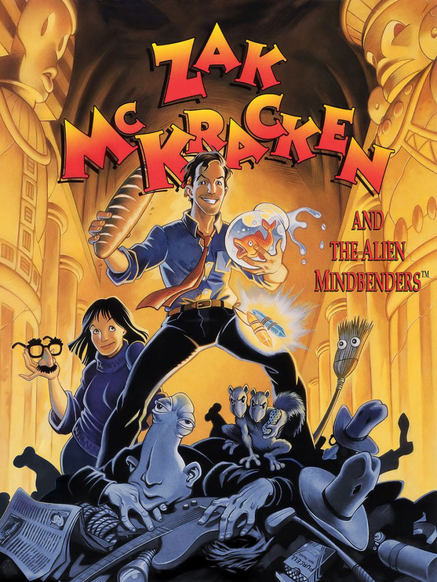 Revisiting Zak McKracken And The Alien Mindbenders IGN
