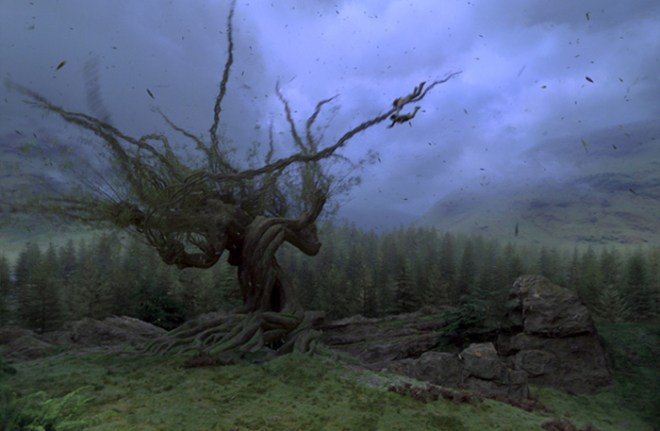 whomping-willow The 10 Greatest Movie Trees | IGN