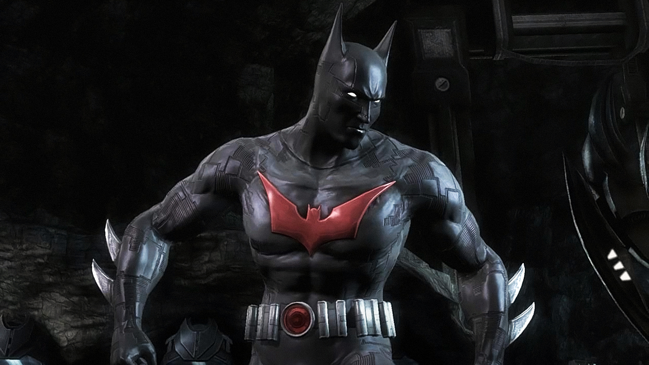 Director Boaz Yakin On The Live Action Batman Beyond Movie