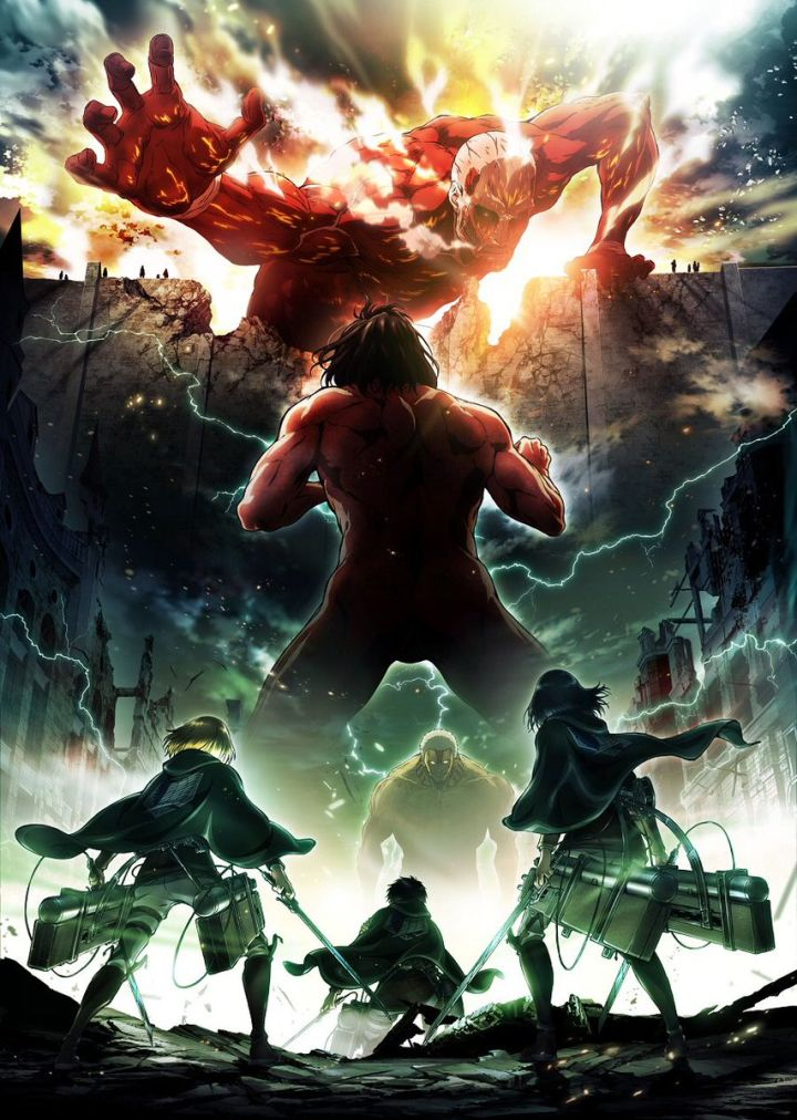 attack on titan s2