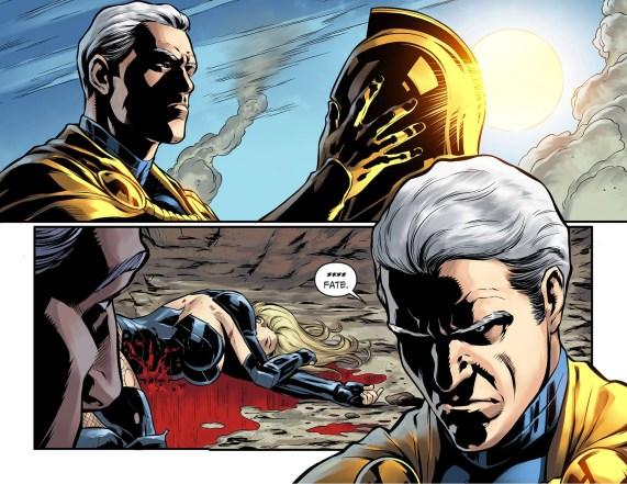 Doctor Fate en Black Adam
