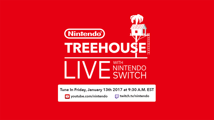 Image result for treehouse nintendo switch january 13