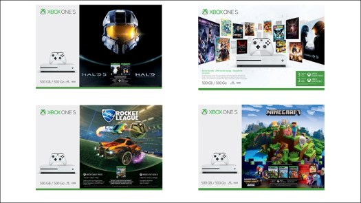 Which bundle will you pick? (Image courtesy of Microsoft)