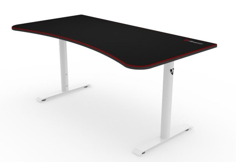 The Best PC Gaming Computer Desks   IGN The Arozzi Arena computer desk is designed for folks who are rocking  multiple monitors  giving you plenty of space to run two or three panels