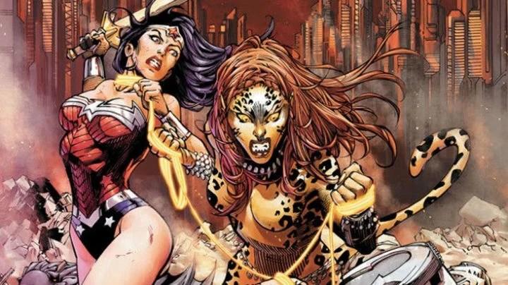 Cheetah DC Comics: Explicación del personaje de Kristen Wiig de Wonder Woman 1984 9