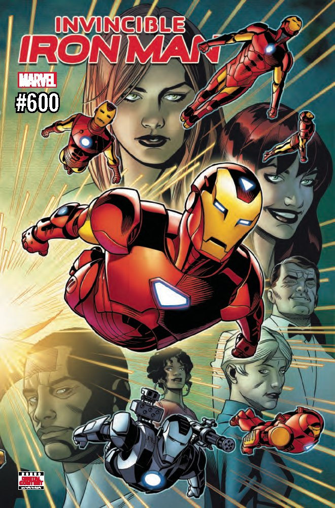 Cover by Chris Sprouse. (Marvel Comics)