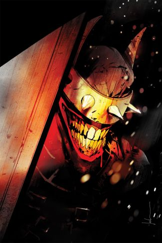 Image result for the batman who laughs #1