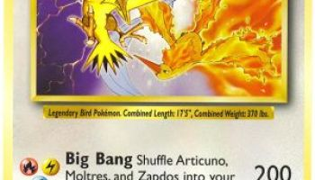 First Edition Pokemon Card Set Sells for Over $100,000