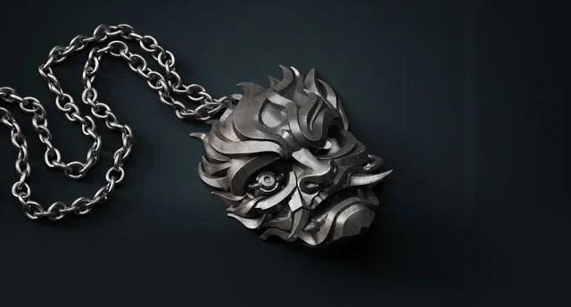 samurai-medallion