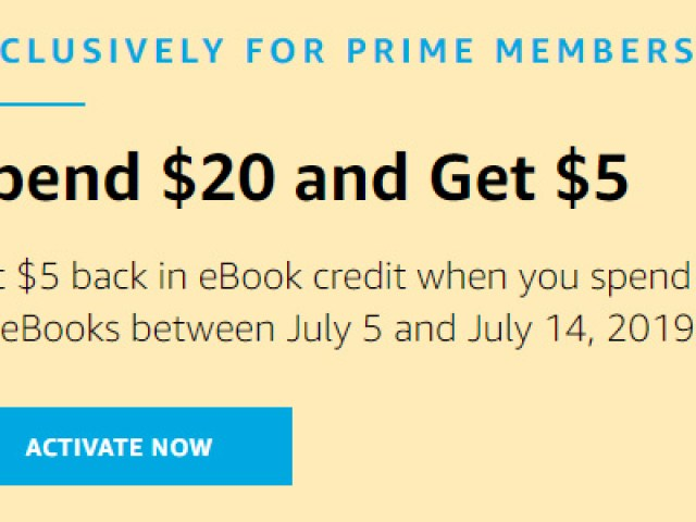 Amazon Prime Day 2019 Deals: Free Amazon Credit, Amazon