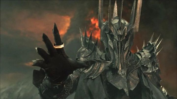 The opening of The Fellowship of the Ring depicts the end of the Second Age.