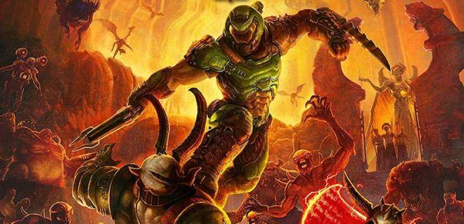 doom-eternal 9 Facts, 1 Lie: DOOM | IGN