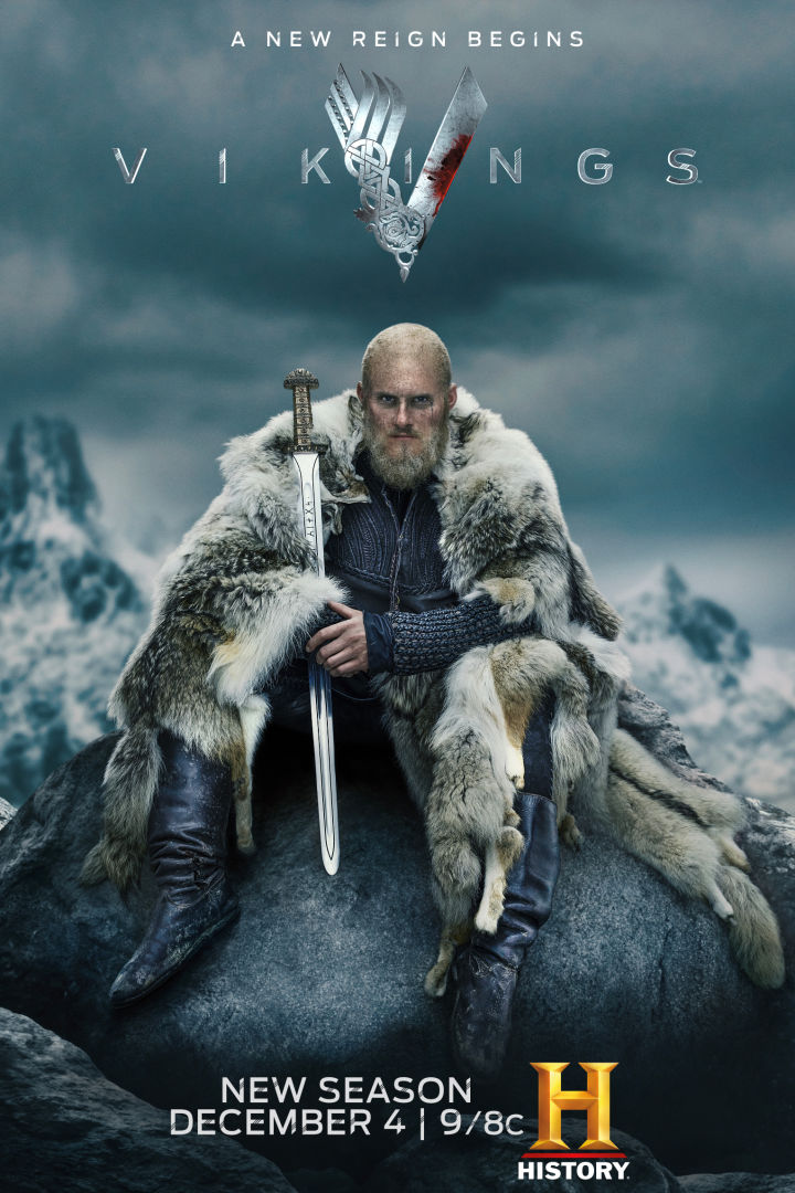 Vikings S6 _Key Art