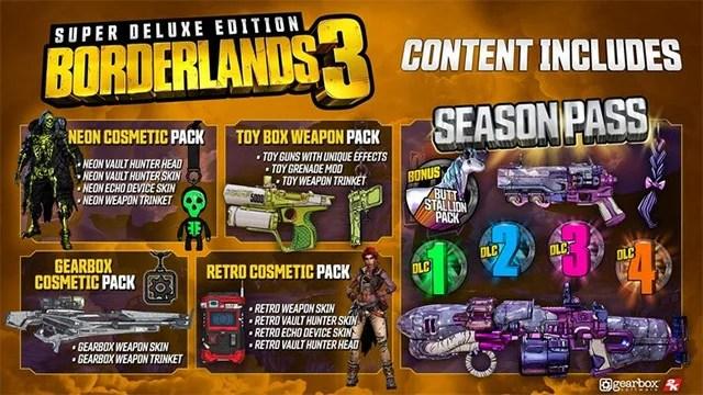 borderlands3superdeluxe Deals: 2 Months of Amazon Kindle Unlimited, Frozen 2 on Disney+, Animal Crossing Friday | IGN