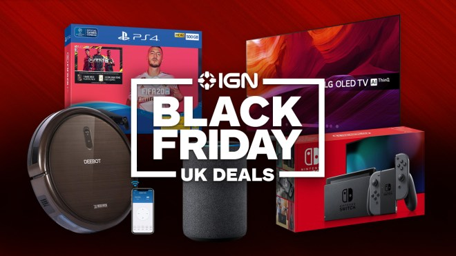 black-friday-uk-deals-1 UK Daily Deals: Try Amazon Music HD Free for 90 Days, 45% on Arlo Pro Smart Security Cameras   IGN