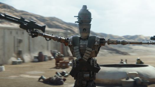 The Mandalorian: Every Character/Cameo in Season 1 and Upcoming Character in Season 2 11