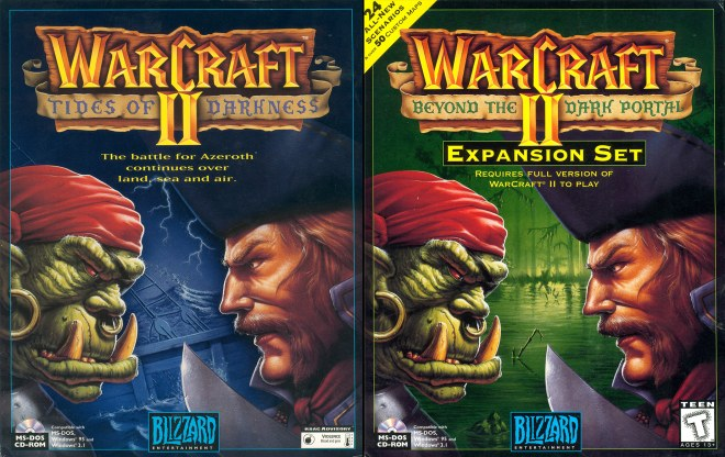 Warcraft-II-boxes 25 Years of Warcraft and 15 Years of WoW: An IGN Retrospective | IGN