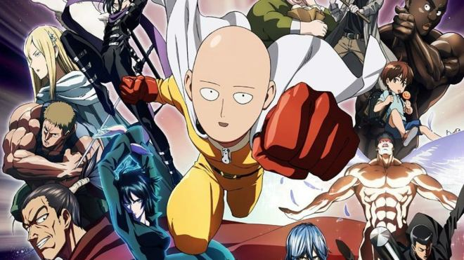 08-One-Punch-Man The Best Anime Series on Netflix Right Now | IGN
