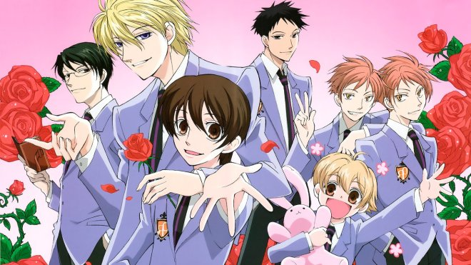 09-Ouran-High-School-Host-Club The Best Anime Series on Netflix Right Now | IGN