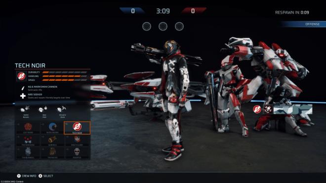 Crew_TechNoir-720x405 Disintegration: Multiplayer Tips, Teams, and Strategies | IGN