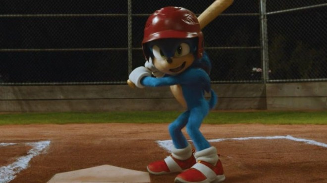 11-Baseball-Team Sonic the Hedgehog: All the Easter Eggs and Hidden References From the Movie | IGN
