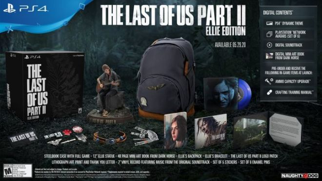LastOfUsEllie-720x404 Ellie Edition Preorders Live on Amazon Right Now | IGN