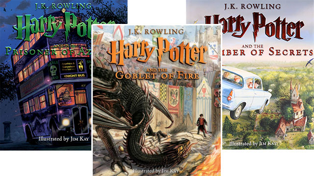 harrypotter2 Deals: Harry Potter Illustrated Edition Books, Calvin and Hobbes on Amazon | IGN