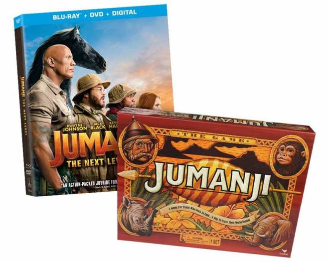 image001 Jumanji: The Next Level Retailer-Exclusive Editions Detailed   IGN