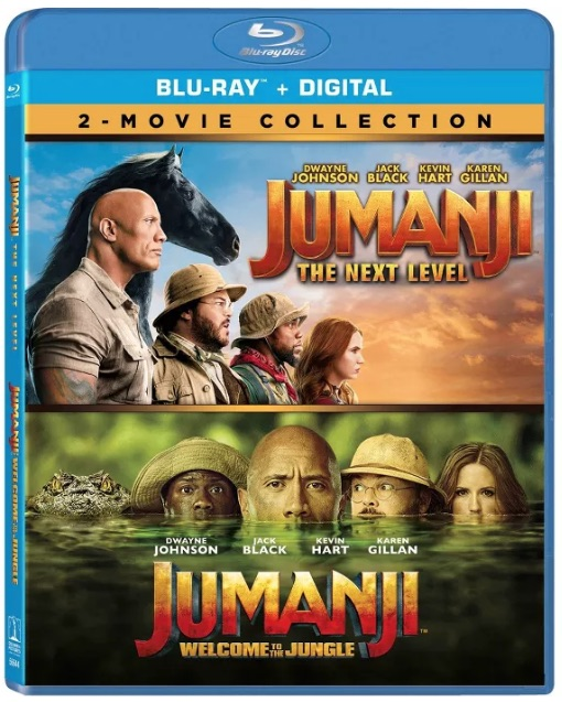 jumanji-double-pack Jumanji: The Next Level Retailer-Exclusive Editions Detailed   IGN