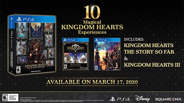 kingdomheartsallinone Deals: Every Kingdom Hearts Game in One Package, $10 Off Resident Evil 3 | IGN