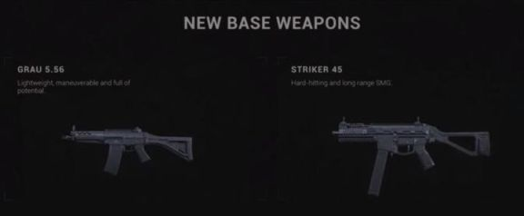 weapons-720x298 New Call of Duty: Modern Warfare Season 2 Details Leak | IGN
