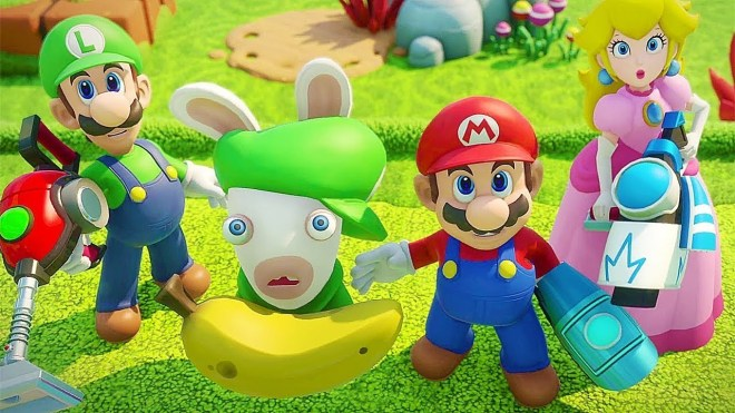 best-nintendo-switch-games-mario-rabbids-kingdom-battle Top 25 Nintendo Switch Games | IGN