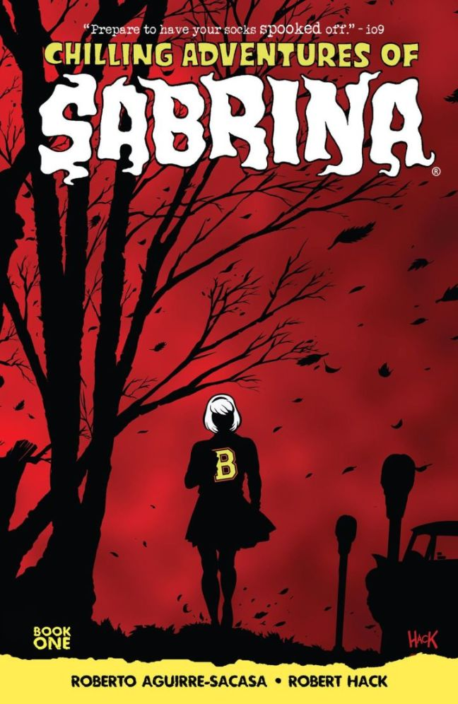 chilling-sabrina-720x1107 25 Best Bingeable Comics on ComiXology Unlimited | IGN
