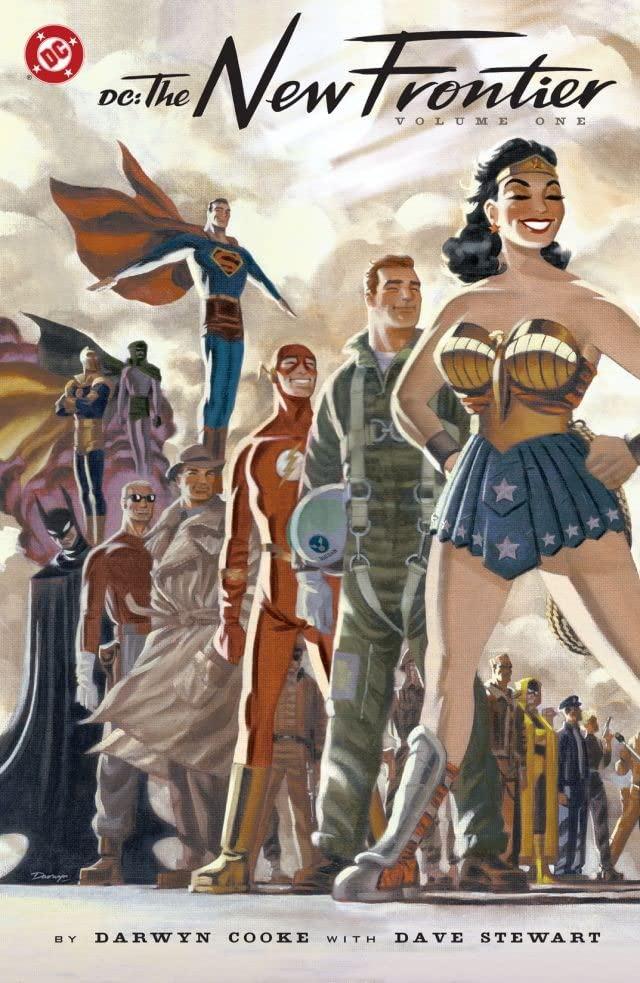 dc-new-frontier 25 Best Bingeable Comics on ComiXology Unlimited | IGN