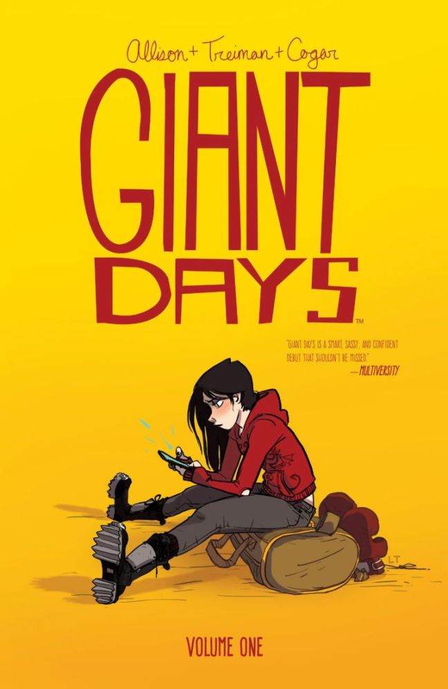 giant-days-720x1105 25 Best Bingeable Comics on ComiXology Unlimited | IGN