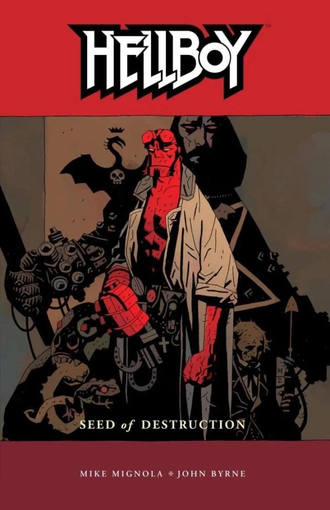 hellboy-comic-720x1112 25 Best Bingeable Comics on ComiXology Unlimited | IGN