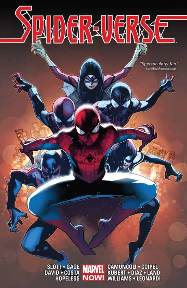 spiderverse-comic-720x1107 25 Best Bingeable Comics on ComiXology Unlimited | IGN