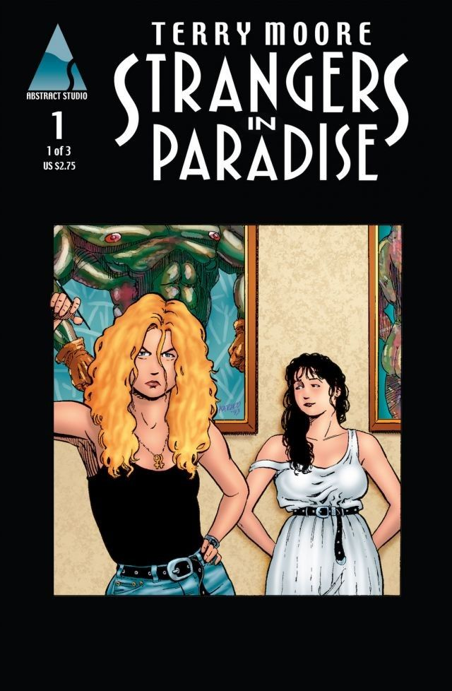 strangers-in-paradise 25 Best Bingeable Comics on ComiXology Unlimited | IGN
